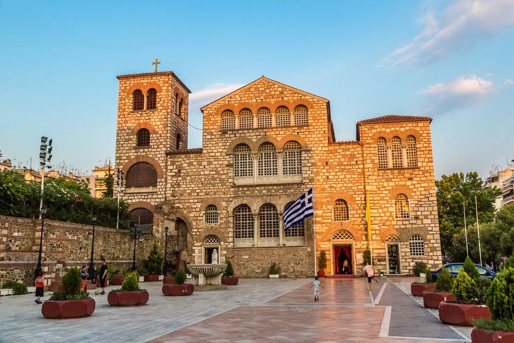 Chiesa San Demetria, Salonicco