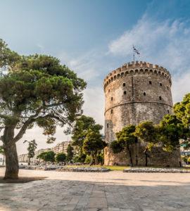 Grecia in moto - Salonicco