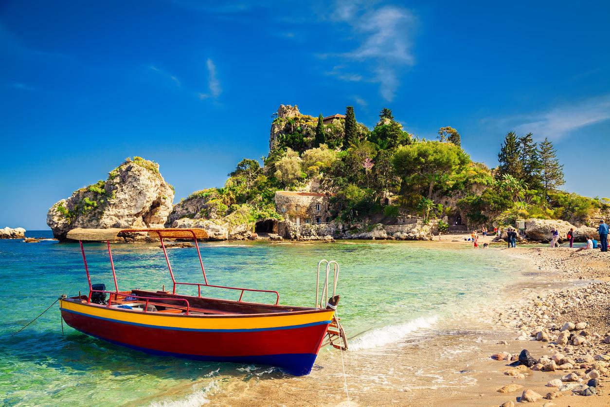 Sicilia - Isola Bella, Taormina