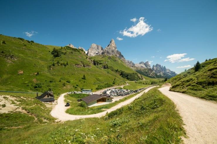 passi del Trentino