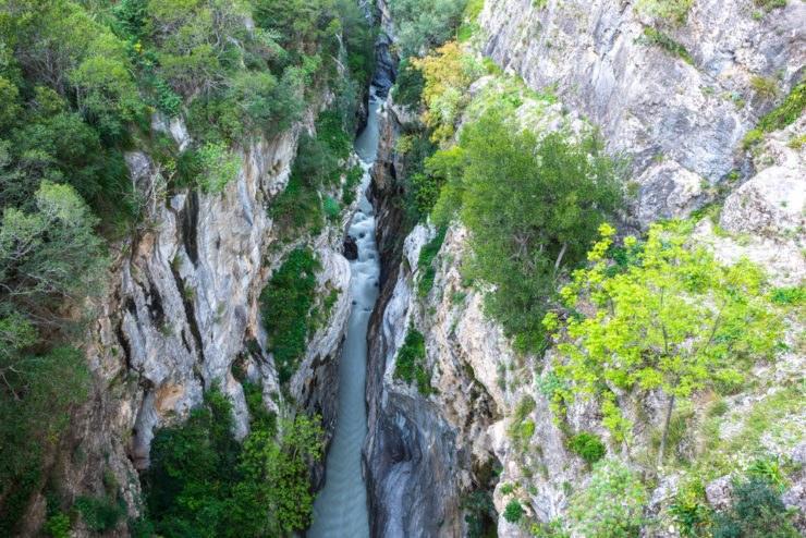Gole del Raganello, Calabria