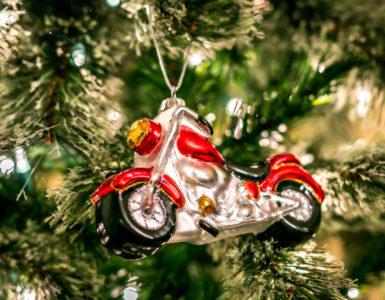Natale in moto
