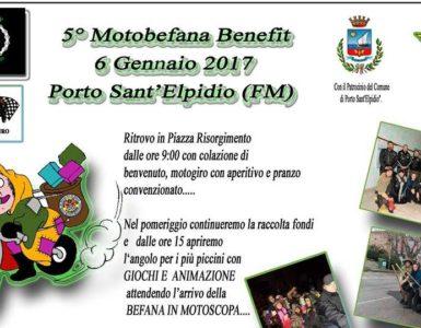 eventi motoraduni marche v motobefana benefit compressor 385x300 - V Motobefana Benefit - Porto Sant'Elpidio (FM), venerdì 6 gennaio 2017