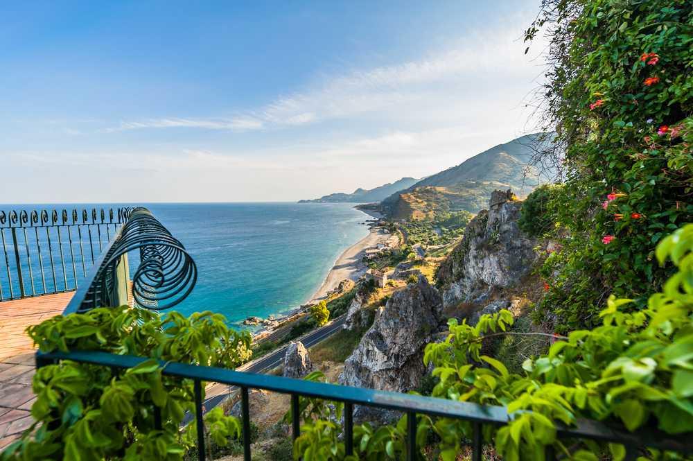 Sicilia in moto estate 2017