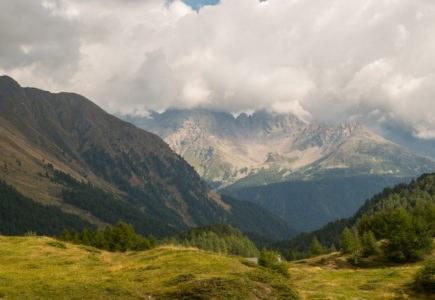 La Forcola di Livigno, in moto sulle Alpi Lombarde