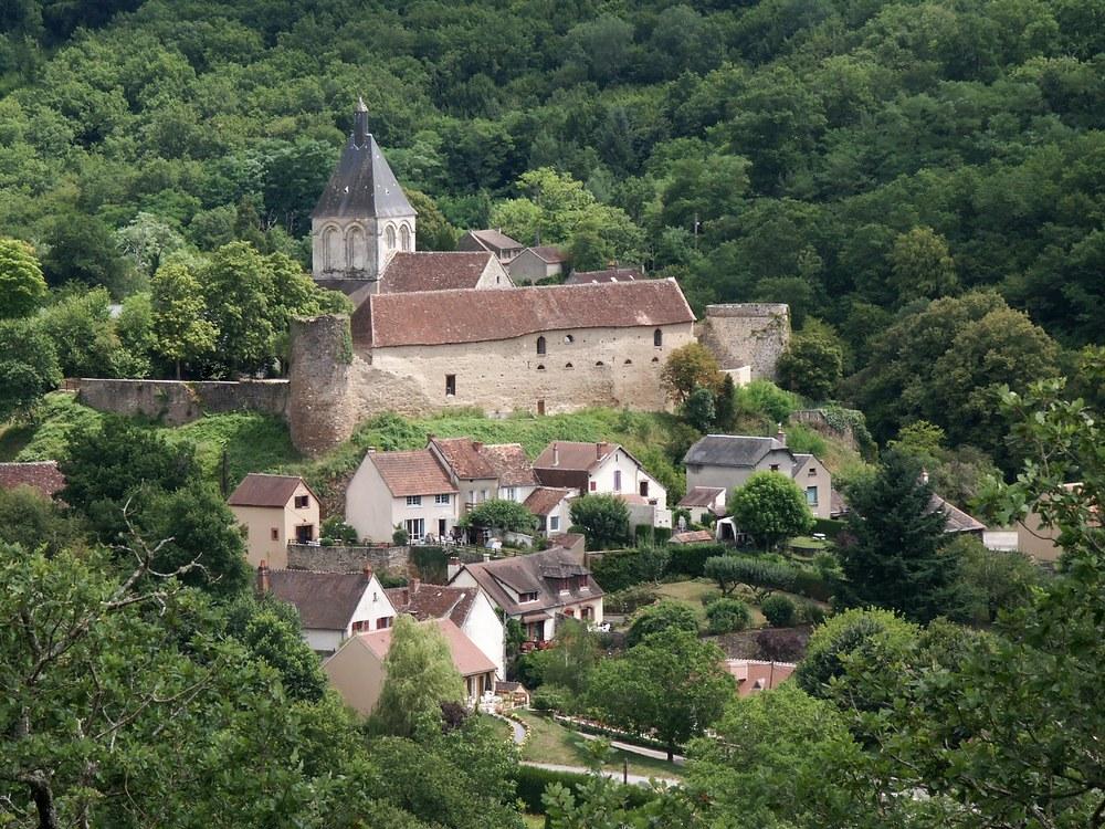 gargilesse - Motoitinerario in Francia alla scoperta della Loira di Berry