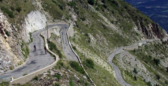 Route Napoleon motoitinerario Francia