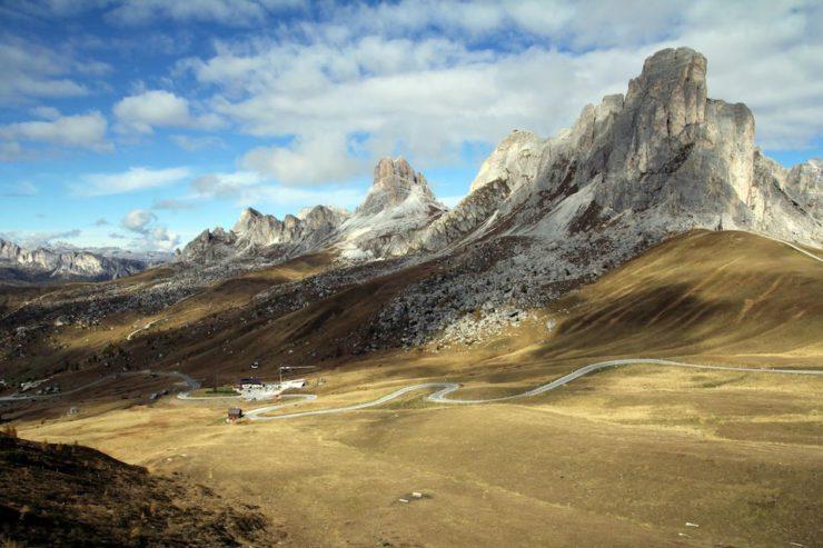 Dolomiti Tour, Passo Giau