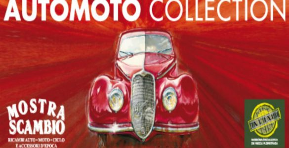 eventi motoraduni lombardia automoto collection 2017 585x300 - Automoto Collection - Segrate (MI), 22 e 23 aprile 2017