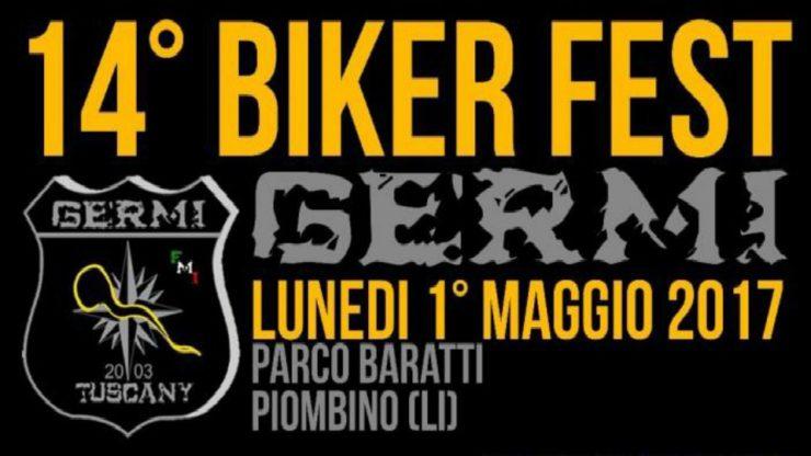eventi motoraduni toscana biker fest germi tuscany 14 740x416 - 14° Biker Fest Germi Tuscany - Piombino (LI), 30-04 e 01-05 2017