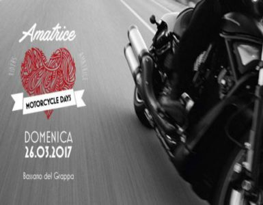 eventi motoraduni veneto amatrice motorcycle day 385x300 - Amatrice Motorcycle Day - Bassano del Grappa (VI), 26 marzo 2017