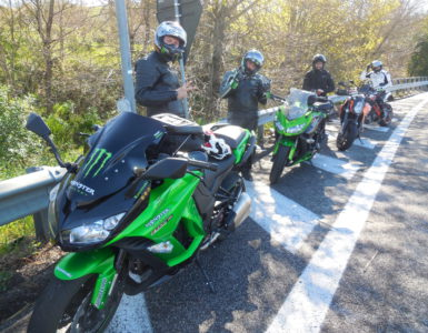 We Love Norcia – In moto con Bonzo Team