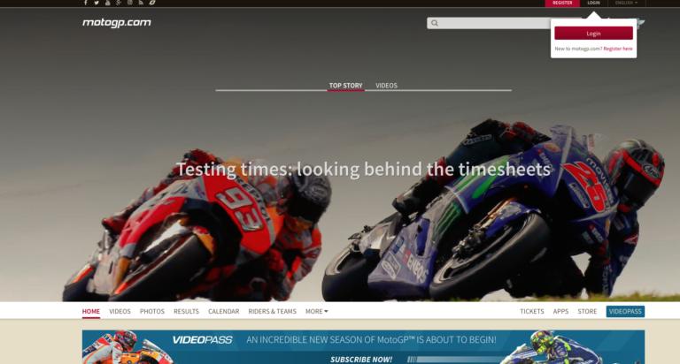 MotoGP sito 768x412 - Motomondiale 2017: come seguirlo in TV e in streaming