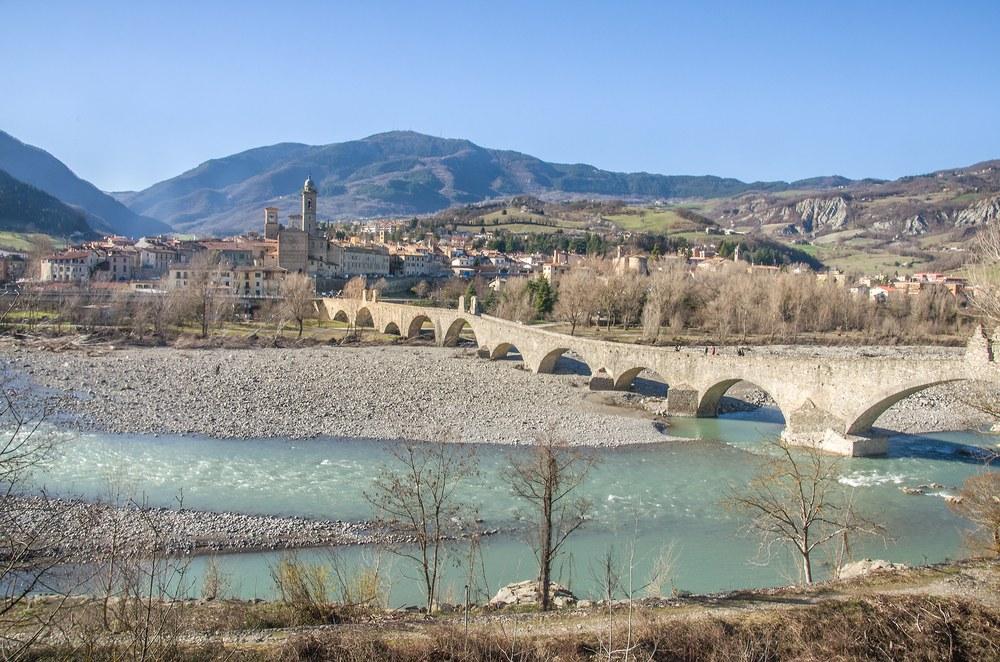 bobbio - Val Trebbia, itinerario in moto nel genovese