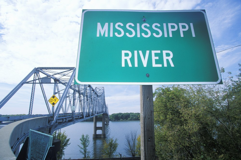 Mississippi River byway