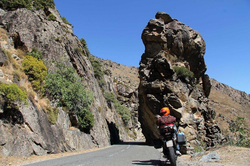 Corsica moto estate 2017 itinerari