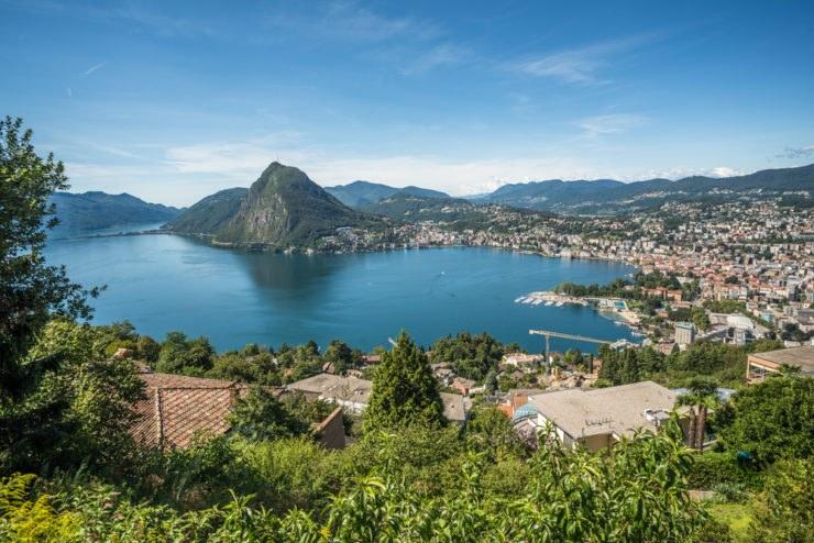 Canton Ticino, in moto nella Svizzera Italiana