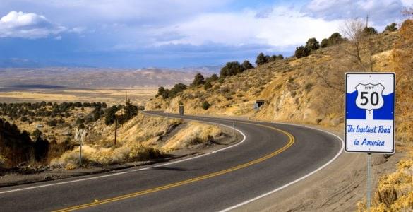 shutterstock 31881604 585x300 - Us Highway 50, in moto tra le strade storiche degli Usa