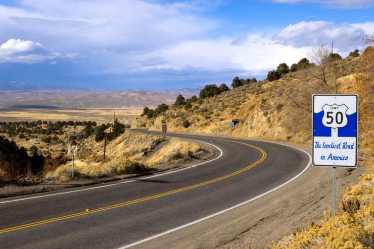 shutterstock 31881604 740x494 - Us Highway 50, in moto tra le strade storiche degli Usa
