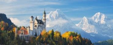 shutterstock 383775259 370x150 - Baviera in moto, itinerario di viaggio in Germania