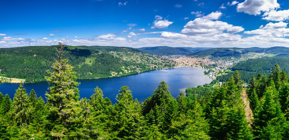 Panorami di Alsazia e Lorena