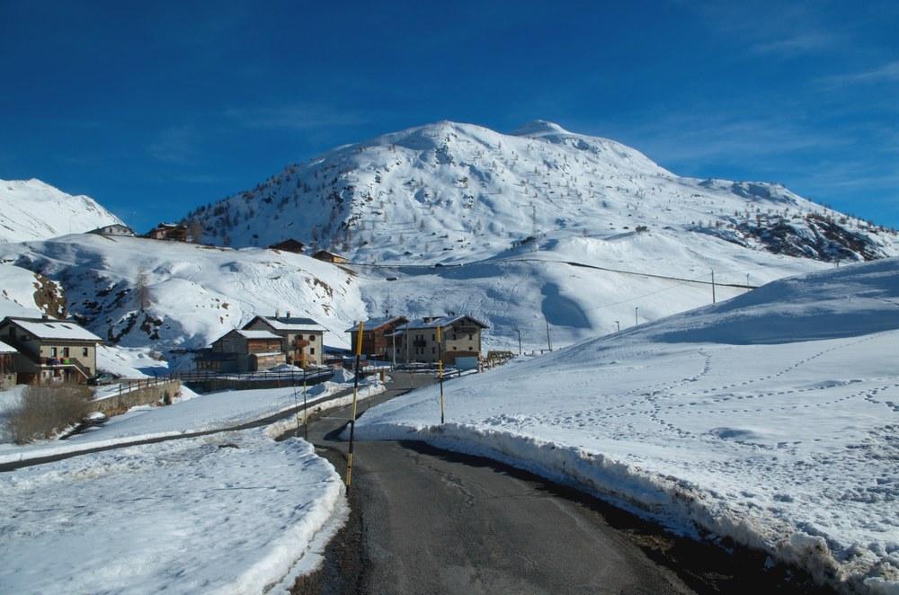 Passo del Foscagno, Alpi Retiche