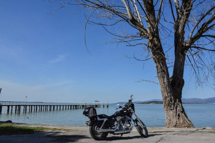 DSC 8421 740x494 - Lago Trasimeno in moto, in viaggio tra le bellezze del Centro Italia