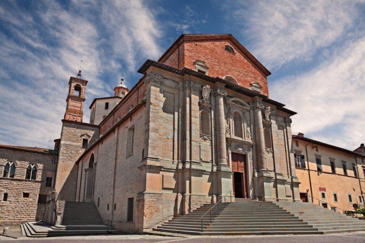 Alta Valle del Tevere, Città di Castello