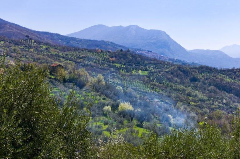 bellosguardo day 2 768x508 - In viaggio con Suzuki - Il programma del viaggio in moto nel Cilento