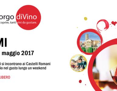 borgodivino17fb 385x300 - Borgo diVino - Nemi (Roma), 20 e 21 maggio 2017