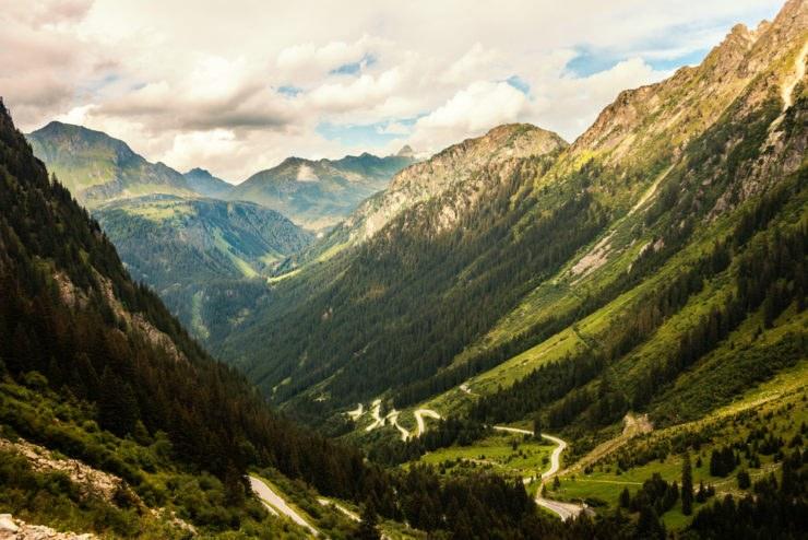 shutterstock 511742833 740x494 - Austria in moto, itinerario sulla Silvretta Bielerhöhe