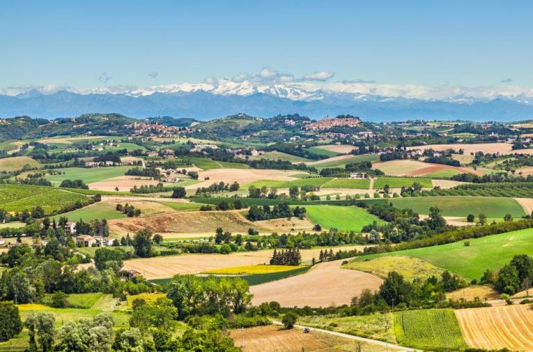 shutterstock 542044675 768x507 - In moto nel Monferrato, tra le strade del Piemonte UNESCO