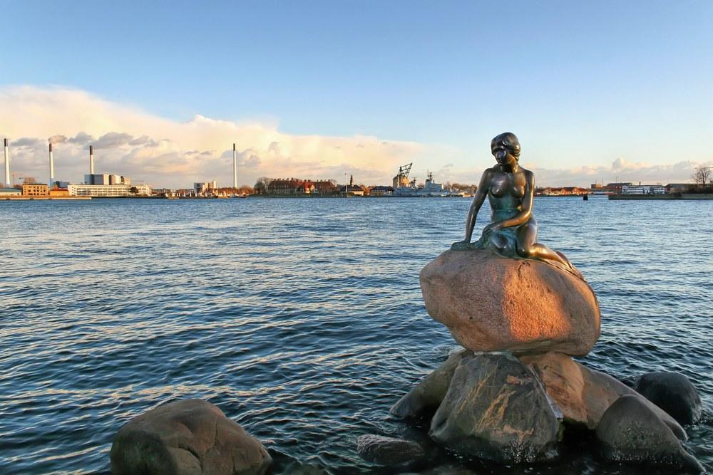 Copenaghen, Sirenetta