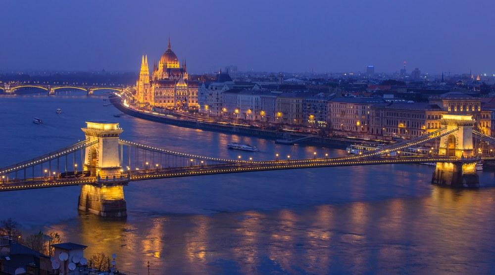 Danubio, Budapest