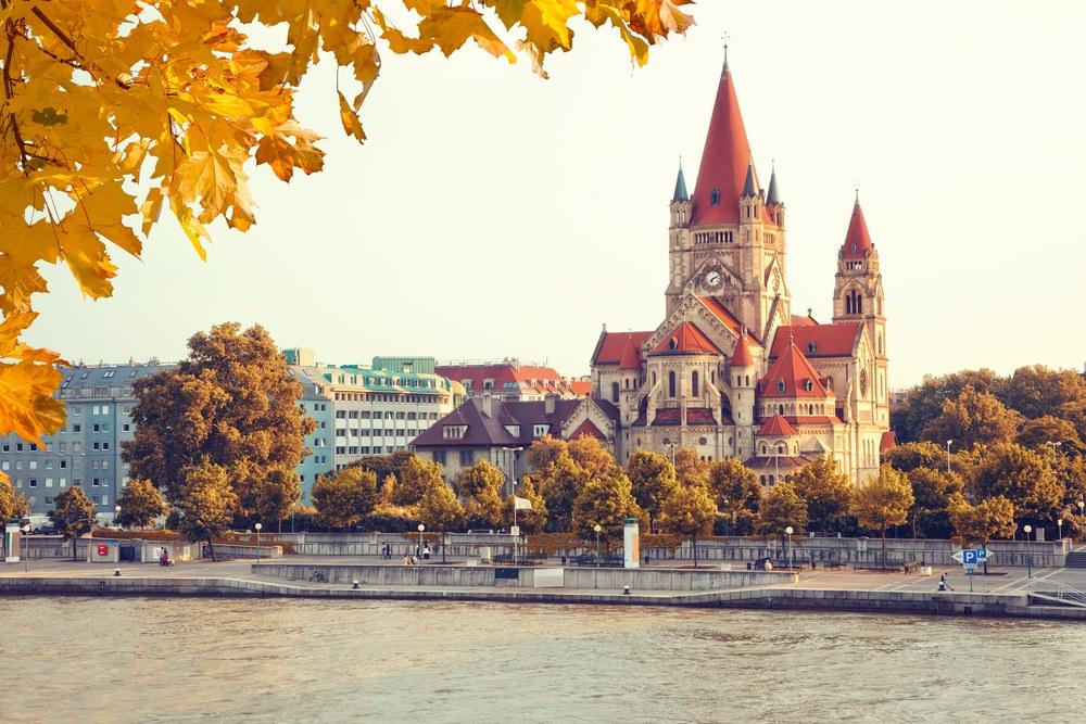 Vienna, Danubio
