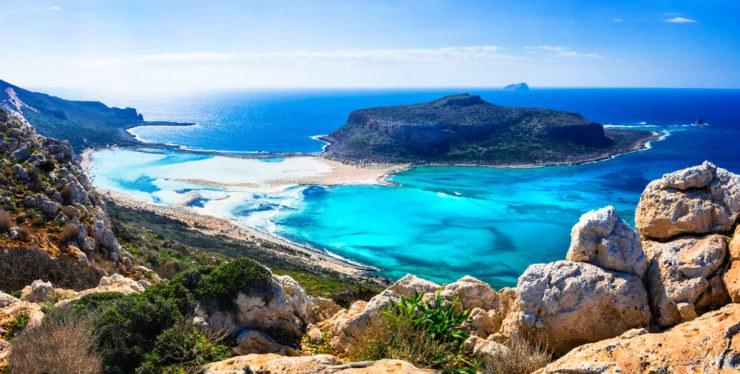 In moto a Creta