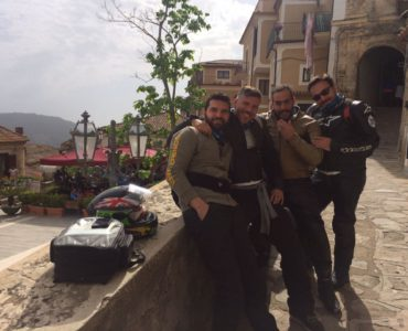 Bonzo Team in Cilento