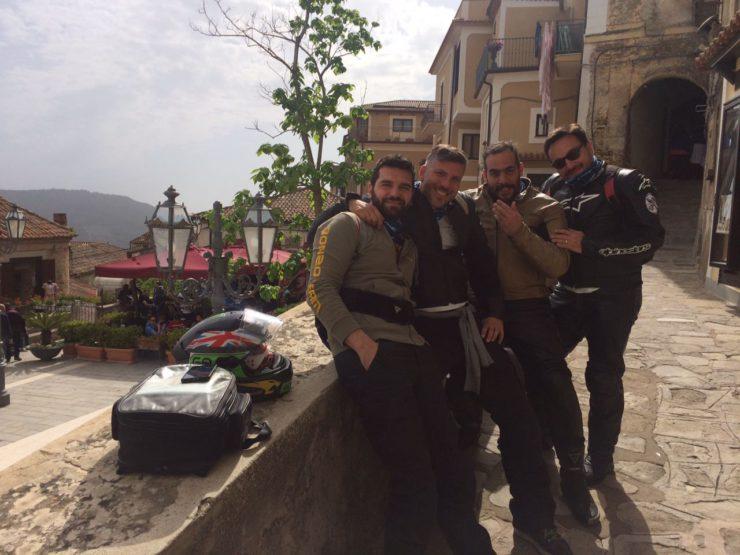 Bonzo Team foto Cilento
