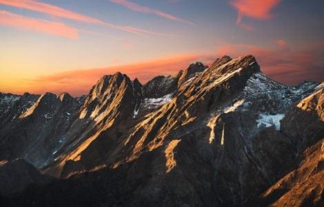 Alpi Apuane, Toscana