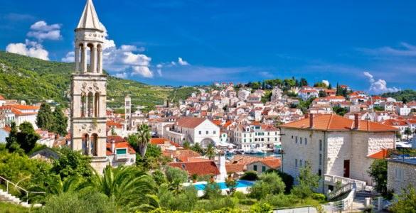 Hvar, Croazia