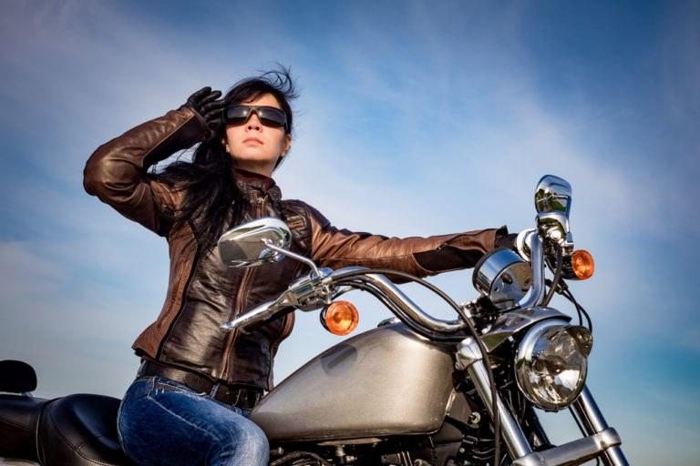 shutterstock 366951401 768x512 - Motociclismo al femminile: consigli e suggerimenti per donne in sella