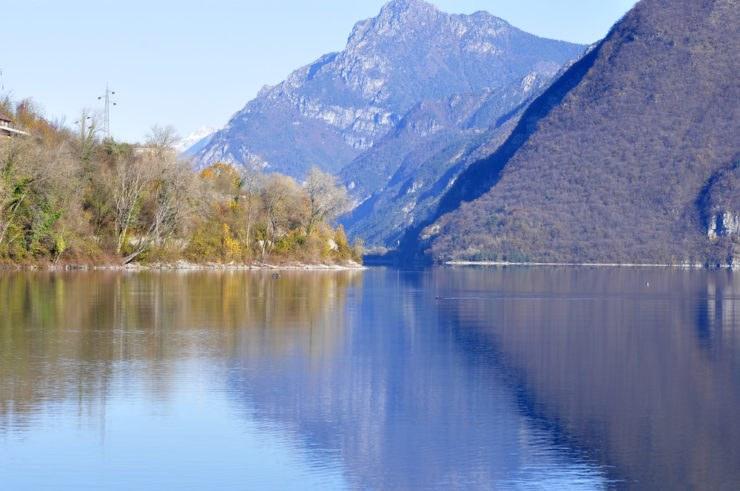 Lago Idro in moto