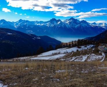 Col de Joux, Valle d'Aosta