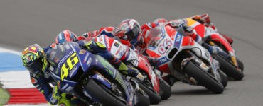 MotoGP, Sachsenring: Dovizioso e Rossi tra i contendenti al titolo MotoGP 2017