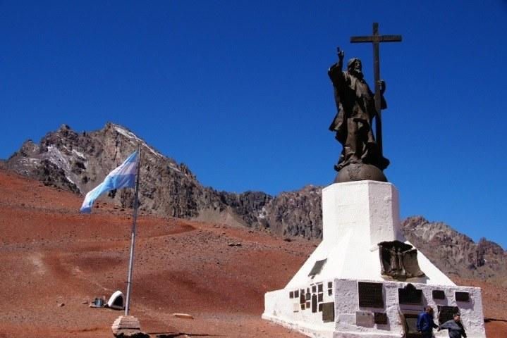 Cristo Redentor - Los Libertadores