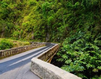 Hana Highway, Hawaii