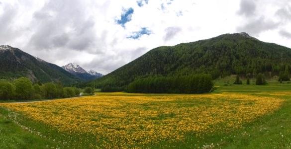 shutterstock 634119452 585x300 - Passo del Forno, in moto nel Canton Grigioni