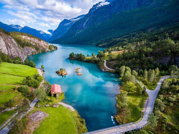 Natura Norvegia