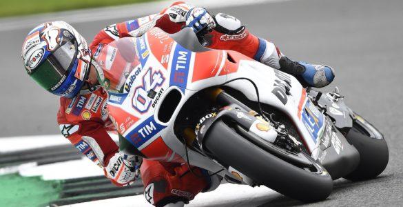 MotoGP 2017, a Silverstone nuova vittoria per Andrea Dovizioso