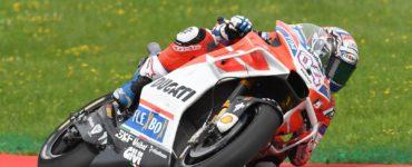 MotoGP 2017, Spielberg: Ducati di nuovo in trionfo con Dovizioso